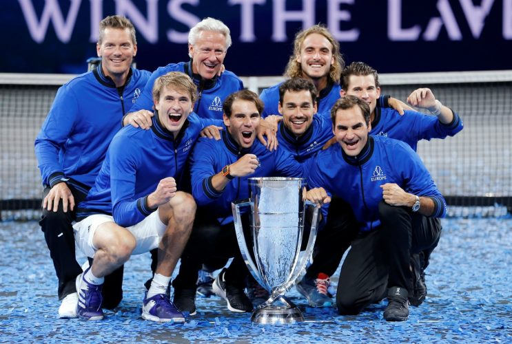 Boston to host 2020 Laver Cup