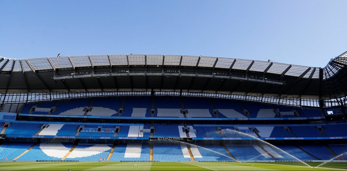 Manchester City announce arrival of their new sensory room at Etihad Stadium