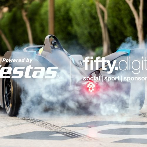 Vestas choose Fifty Digital to lead their partnership in Formula E