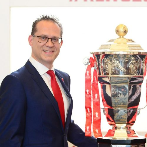 Rugby League World Cup Chief Executive Jon Dutton talks ahead of ambitious 2021 tournament