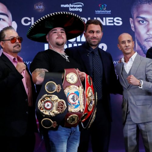 ELEVEN SPORTS secures live & exclusive coverage of Ruiz vs Joshua 2