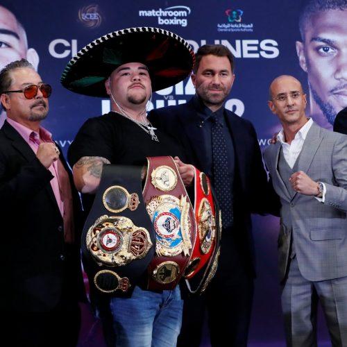 ELEVEN SPORTS secures live & exclusive coverage of Ruiz vs Joshua 2