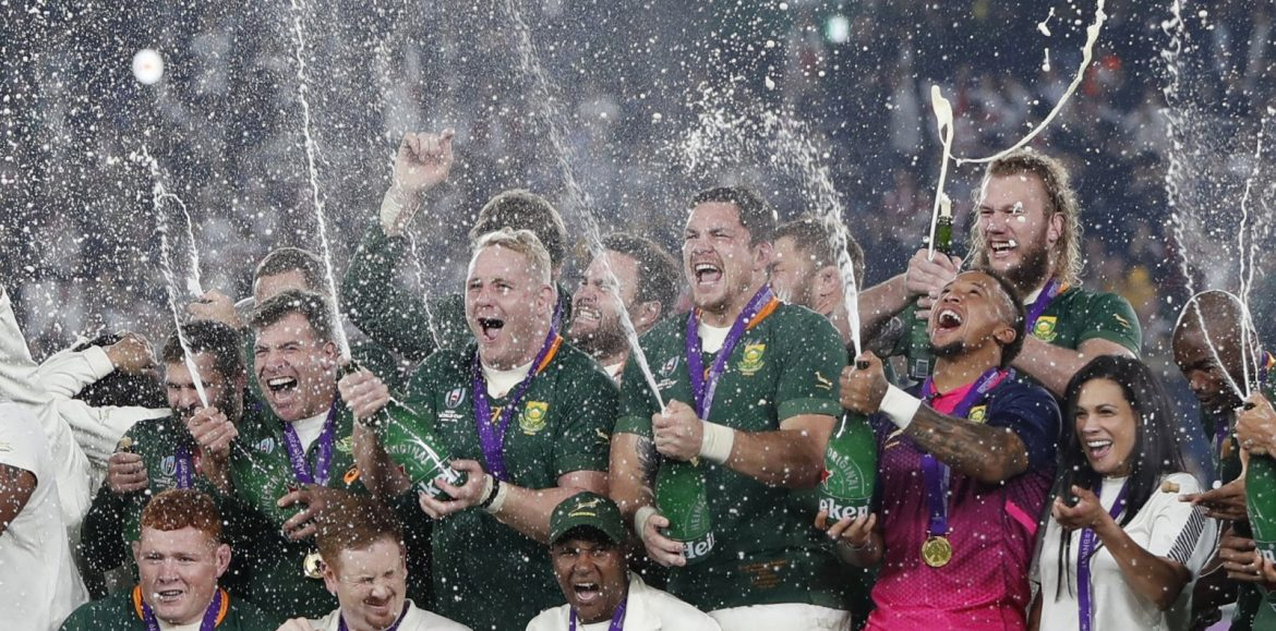 Rugby World Cup Retrospective: A look back at the RWC
