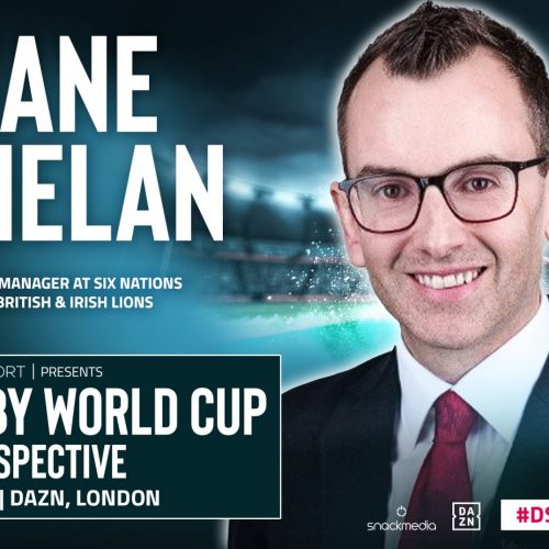 Shane Whelan talks ahead of Rugby World Cup Retrospective