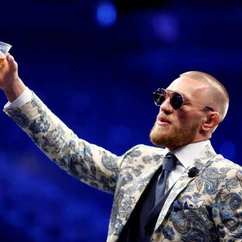 McGregor is still UFC's Social Media Champion despite not fighting for over a year