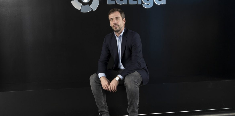 Digital Strategy Director at LaLiga Alfredo Bermejo discusses 100m social media followers