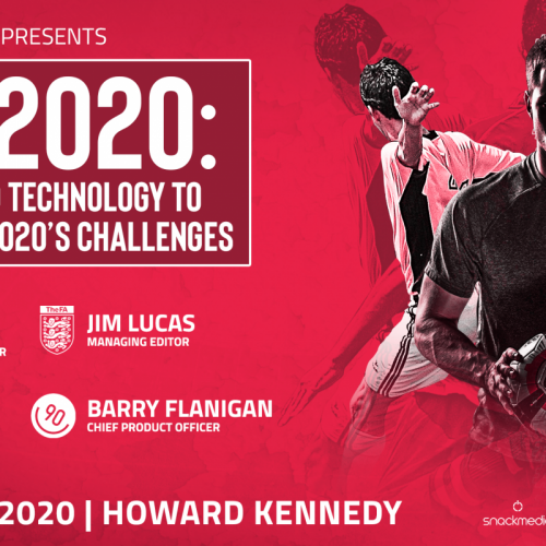 Our Euro 2020 event is coming!
