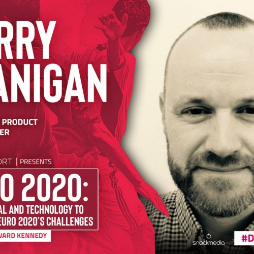 Introducing our third panellist for our Euro 2020 event: COPA90's Barry Flanigan